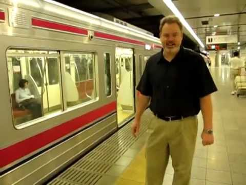 Railway safety in Tokyo (a lesson for New York)
