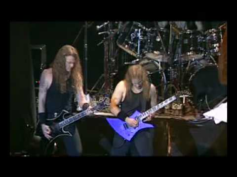 Iced Earth - Watching over me (Alive in Athens 1999)