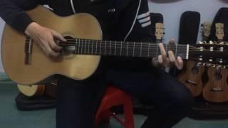 Guitar Classic Giá rẻ Sinh Viên BMT Daklak 1tr3