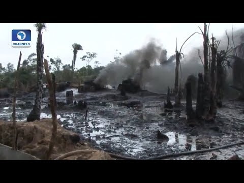 Ogoni Clean-Up Situation Report Pt 2   Question Time  