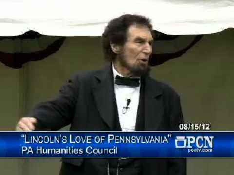 Lincoln's Love of Pennsylvania