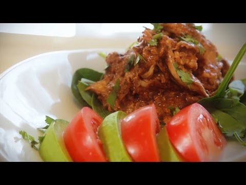 How to Make Easy Chicken Mole