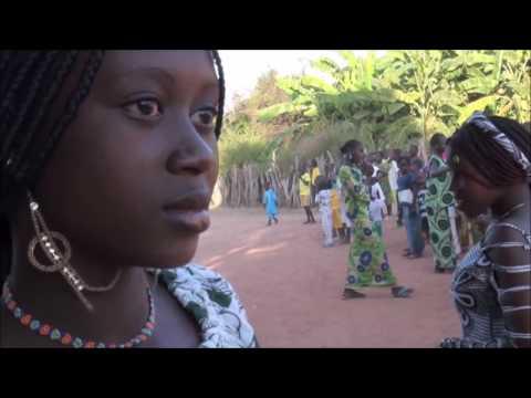 Alta Magia na África - Full HD - Materialização das Entidades - Os Zangbeto - Togo - Benim - Senegal