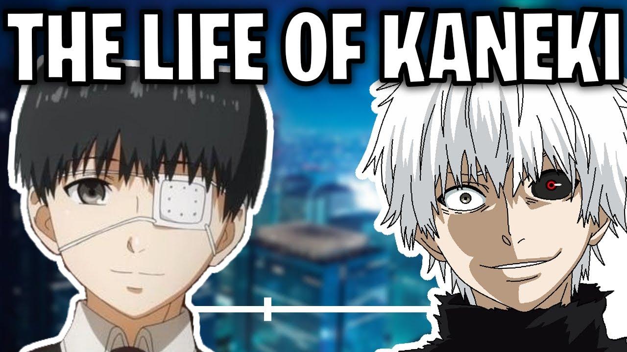 Download The Life Of Ken Kaneki (Tokyo Ghoul)