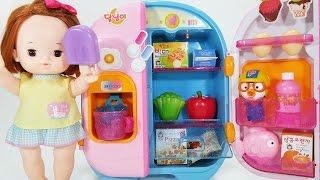 달님이 얼음 냉장고 뽀로로 장난감 소꿉놀이 Kitche…