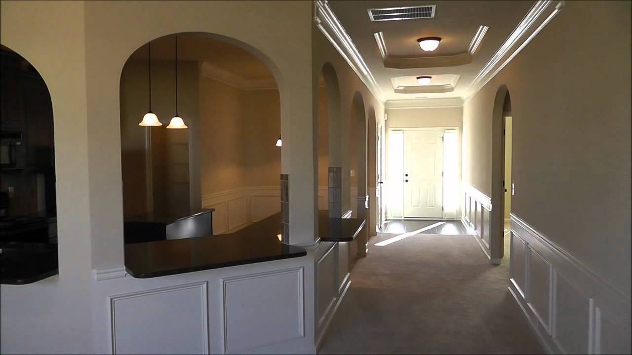 Beau Prince Floorplan By DR Horton/Crown Communities In Columbia/Lexington SC    YouTube