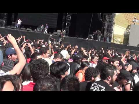 Paquita Disco - La Lupita - Vive Latino 2012