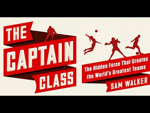 Who's the Greatest Captain in Sports History? Sam Walker Takes on Sports Fans