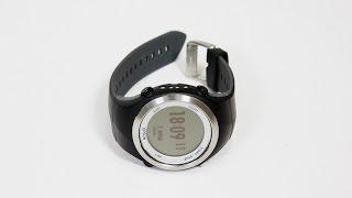 Видео обзор спортивных часов Epson Runsense SF-710S
