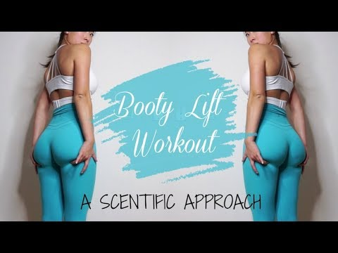 How To LIFT Your Glutes   EXERCISE GLUTE SCIENCE