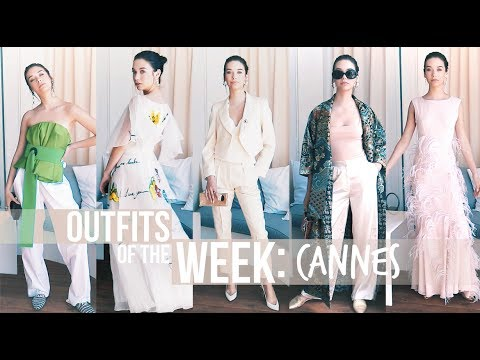 Outfits of the Week: Cannes Film Festival!