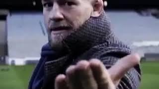 Conor McGregor...