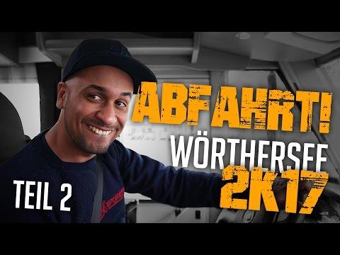 JP Performance - Abfahrt! | WÖRTHERSEE 2K17 | Teil 2