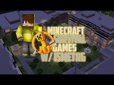 Minecraft : Survival Games # Bölüm 97 # Best Hacker & MCSG Klasiği