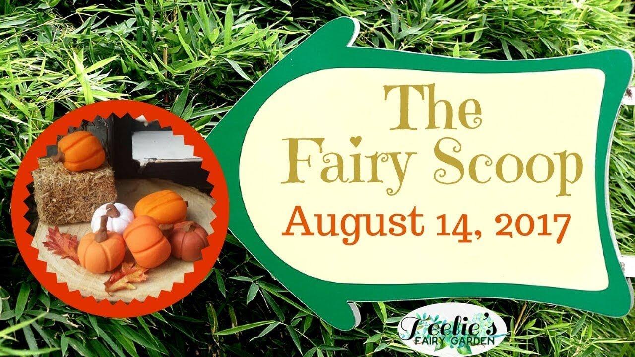teelie u0027s fairy garden adorable fall fairy garden goodies