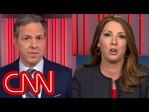 Jake Tapper grills RNC chair: What the heck is going on?