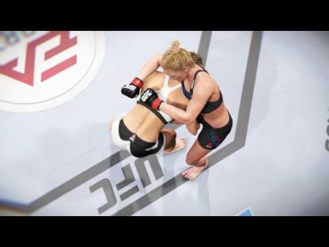 Holly Holm vs Bethe Correia Knockout