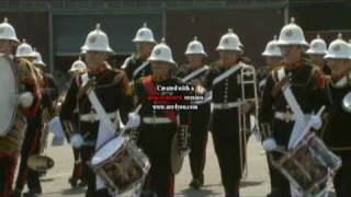 Royal Navy HMS Raleigh Cunningham Division Passing out Parade May 21st 2010 (Part 3)