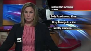 Autopsy Ordered for Body Found near Donna Bridge