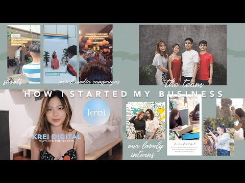 How I Started a Creative Agency in Singapore (Krei Digital, SME)