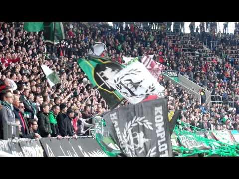 Hannover 96 - Schalke 04   Daniel Stendel 30.04.16 (HD)