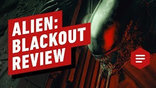 Alien: Blackout Review (Video Game Video Review)