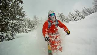 Extreme Skiing with Andrew Whiteford
