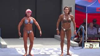 Womens Physique Bodybuilding Muscle Beach Memorial Day Competition 4K