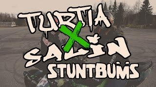Turtia X Salin - Stuntbums
