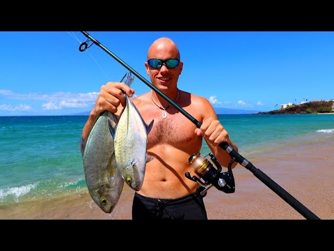 Eating Only What I Catch for 3 Days!!! (Hawaii Edition)
