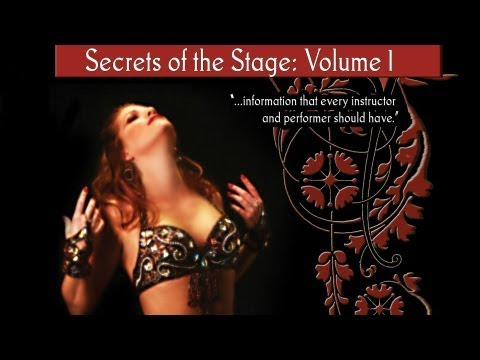 ~ Streaming Online Secrets of the Stage Volume One: A Performance Course for Belly Dancers by Michelle Joyce