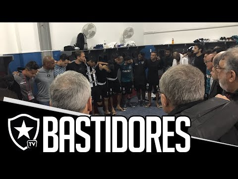 Bastidores | Nacional-URU 0 x 1 Botafogo