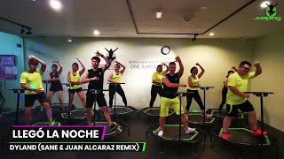 Llégo La Noche - Jumping® Fitness [EASY INTENSITY]