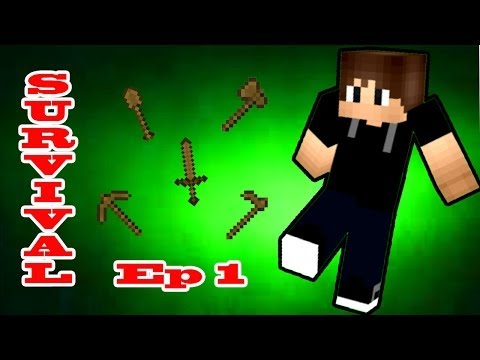 Hoare Plays Road to Utopia Mindcrack Like Server Episode #1 Dead End Caves