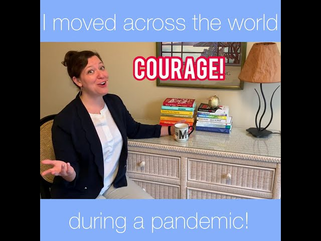 I moved to NY during the pandemic!