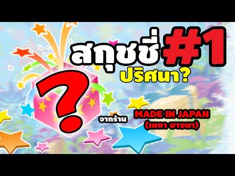 สกุชชี่ปริศนา ตอนที่ 1 ร้าน MADE IN JAPAN (เมกา บางนา) | แม่ปูเป้ เฌอแตม Tam Story
