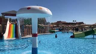 Аквапарк в Альбатрос Джангл Обзор Отдых в Египте 2021