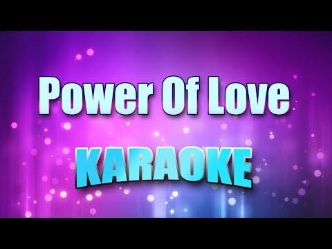 Huey Lewis & The News - Power Of Love (Karaoke & Lyrics)