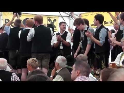 Böhmischer Kirtag in Aspang 2013 - Blech und Brass Banda