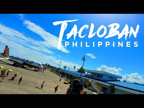 Tacloban Philippines (First time Travel!) | MaowDR