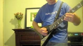 Pagan's Mind - Farewell - Guitar cover