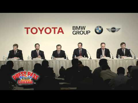 BMW Group and Toyota Agree on Research Collaboration