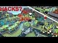 ADMIN ABUSING in Tower Battles (50+ BARRACKS)