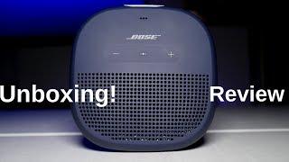 Bocina Bose Soundlink Micro-Unboxing y Review vale la pena?(2019)