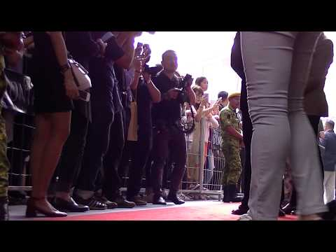 2nd Camera Perspective of Red Carpet, Bonia Pavilion Elite KL 2017