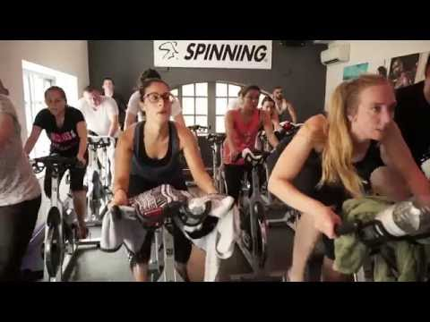 Iveagh Fitness Club -  Spinning Classes