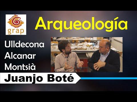 Cómo Trabajan los Arqueólogos | GRAP UB |  Entrevista con David García |  Alcanar | Ulldecona