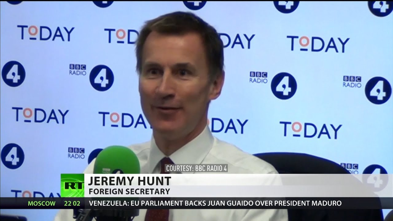 Hunt: #Brexit delay may be needed even if a deal is reached by March