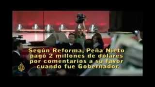 Al Jazeera: Peña Nieto le pagó a López Dóriga de Televisa thumbnail