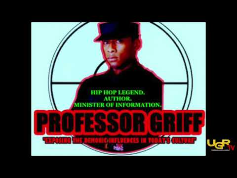 Professor Griff-The 'Lone Wolf' Narrative, Antifa, and Coded Language